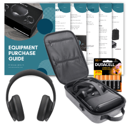 Virtual Reality Diversity Inclusion Training Equipment Guide