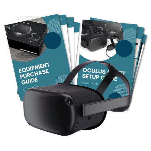 Equipment Purchase Guide for Virtual Reality Diversity Inclusion Training Equity Equality Empathy Immersive Learning