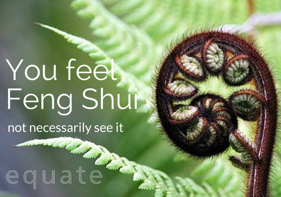 Equate Feng Shui
