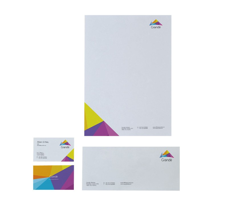 Business Stationery Packs