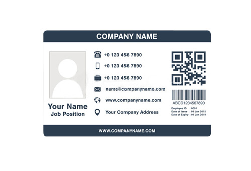 Staff ID Card Printing London