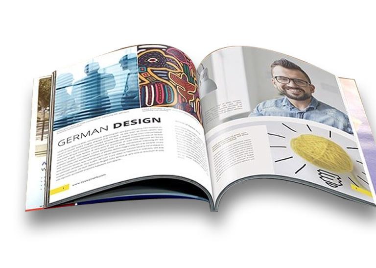 Magazine Printing London