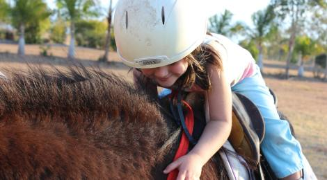 Guest post: How Horseback Riding Can Help Disabled Kids