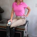Pink N Preppy A Summer Equestrian Style Equestrian Stylist