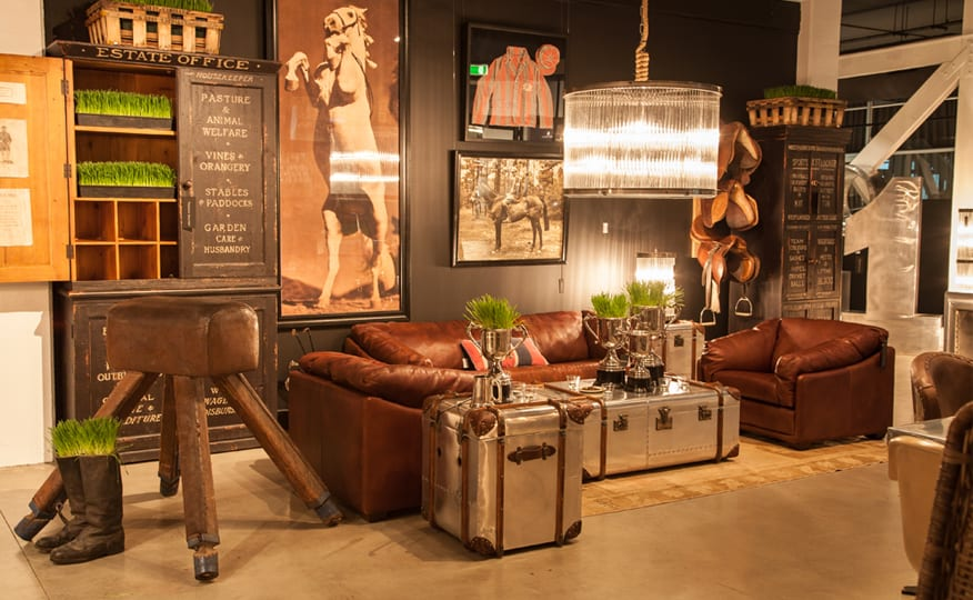 Newest Obsession Timothy Oulton Furniture  Equestrian