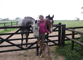 'Five Minutes With….' Eventer Mary King