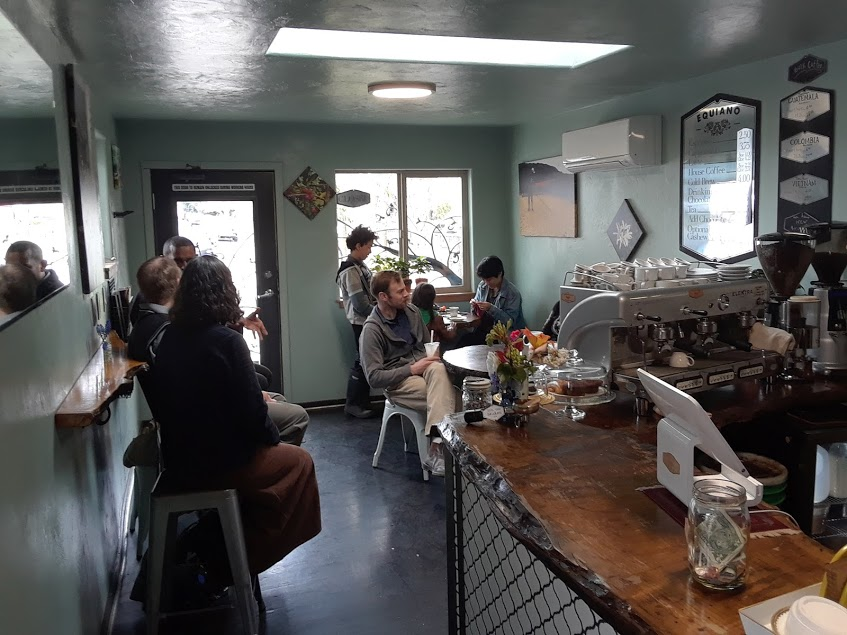 Eugene's Best Coffee: Equiano Coffee Company