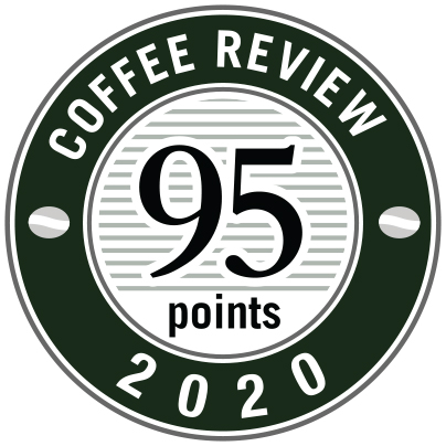 Coffee Review 2020 Medallion