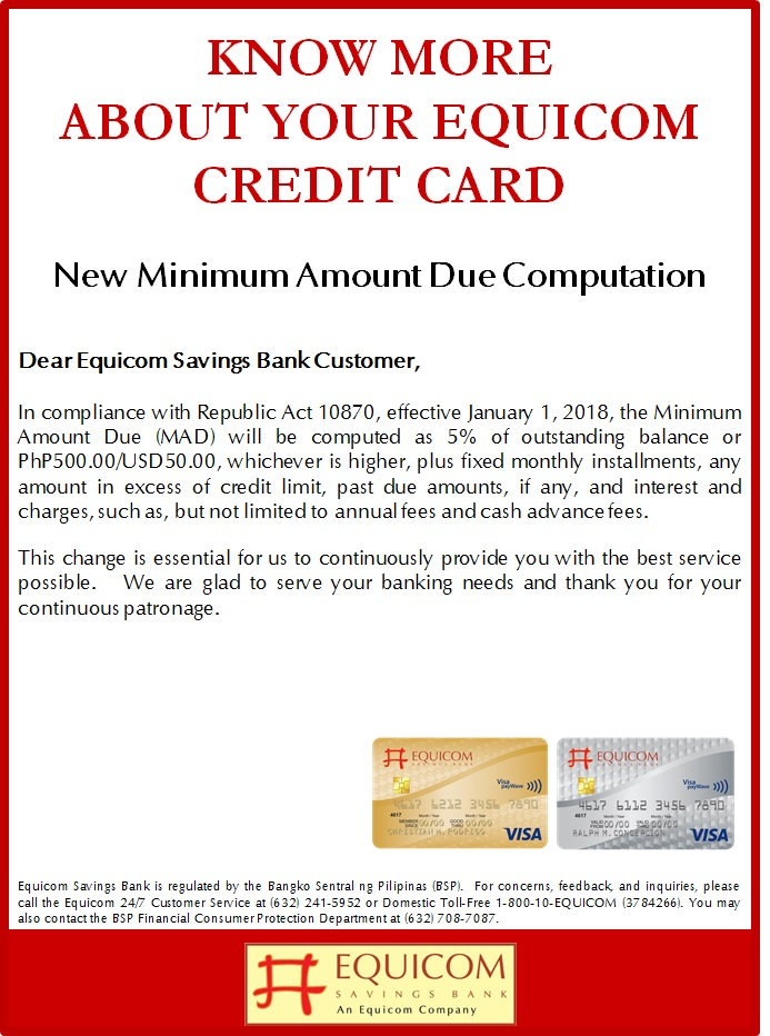 Security Bank Credit Card Philippines