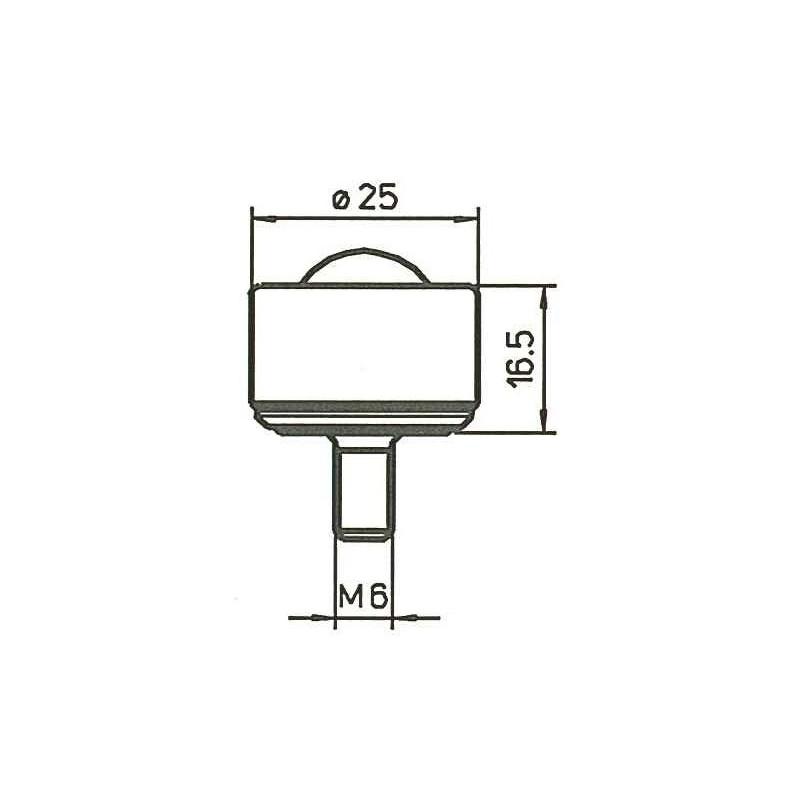 Consommable pour machine de découpe laser MAZAK TX-STX