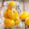 citrons lactofermentés