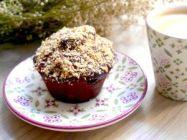 Muffin chocolat-sarrasin