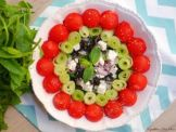 Salade pastèque-concombre-feta