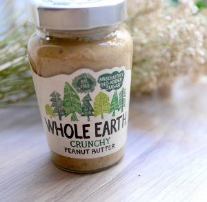 Beurre de cacahuète croustillant, naturel et sans sucres ajoutés ! Une alternative healthy très gourmande ;-)
