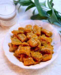 Craquez pour ces gnocchis à la patate douce originaux, sains et savoureux !