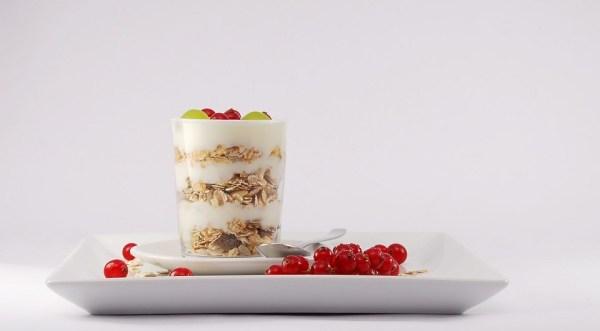 cereales y fruta