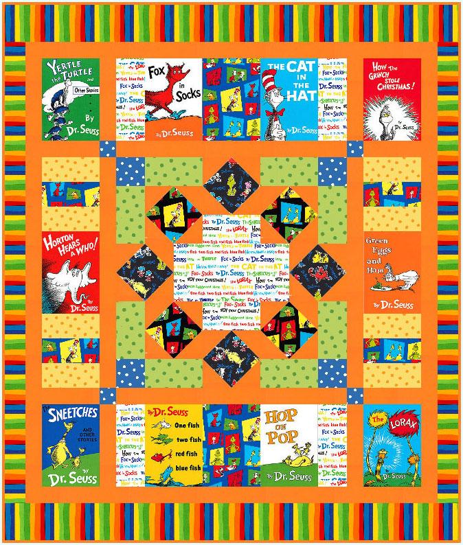 free quilt pattern celebrate