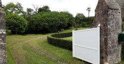 Normandie – Secteur Ste Mère Eglise – Corps de ferme en pierre