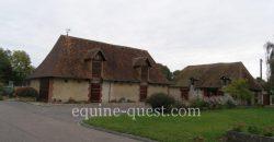 Normandie – Région pays d'Auge – haras