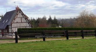 Normandy – Pont l'évêque – Equestrian property – 7 hectares
