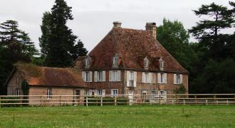 Normandy – Pays d'Auge area – Studfarm
