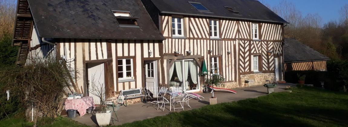Normandie – Région Cabourg – Propriété de charme