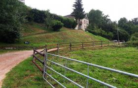 Normandy- Pays d'Auge area – 27 ha in on piece