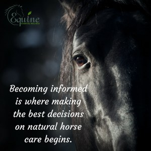 Natural Equine Nutrition and Health