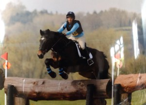 Ted and Sally competing at their recent qualifier