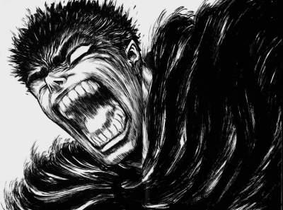 Berserk Image du manga