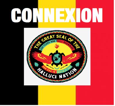 Connexion Belgique – Halluci Nation à 13h ce dimanche