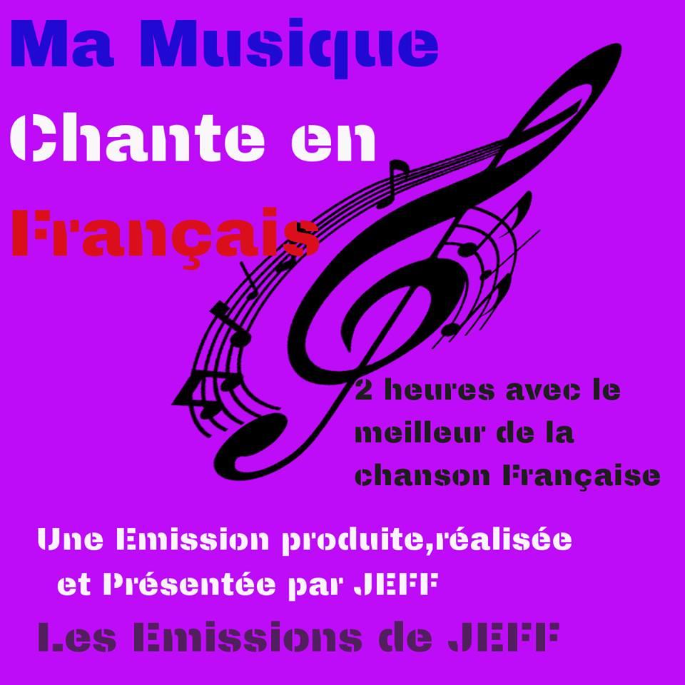 Ma musique chante en Français: Semaine 14 – 2020
