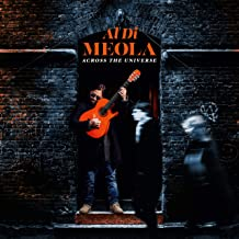 """Jazz: 07/06/2020: ALBUM découverte: """" ACROSS THE UNIVERSE  """" d' AL DI MEOLA"""