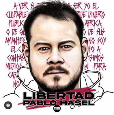 Liberté pour Pablo Hasél