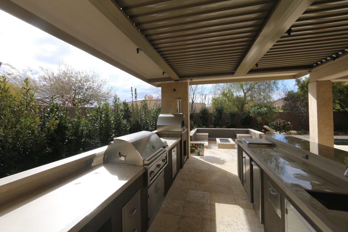 Louvered Roof Systems For Pergola Patio Covers Equinox