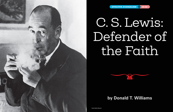 C S Lewis Defender Of The Faith Christian Research Institute