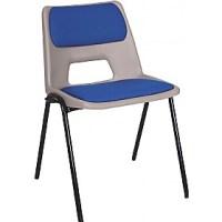 Scholar Padded Polypropylene Chairs | Cheap Scholar Padded ...