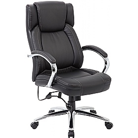 posture executive leather chair rocking cane back office cheap