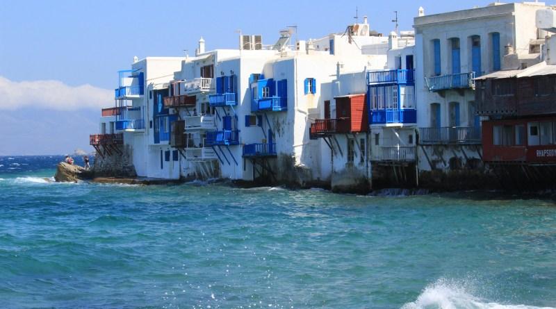 Grecia: Un país de color azul y blanco pero… ¿Por qué?