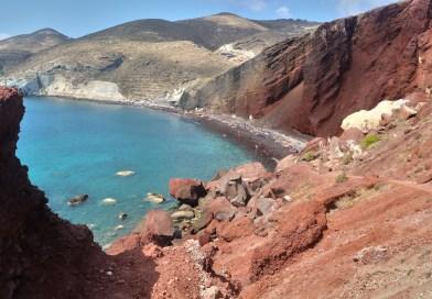 Santorini: 5 playas que debes visitar