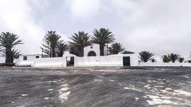 Ermita de las Nieves. Lanzarote
