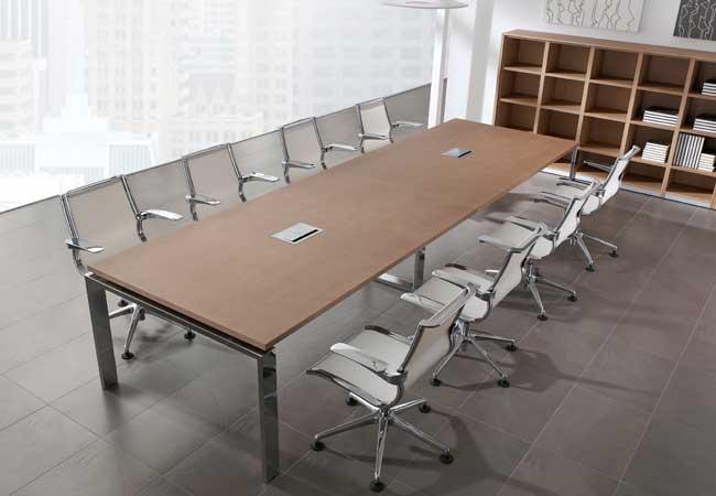 Las mesas de reunin adquieren cada vez ms importancia en