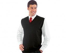 isacco-chaleco-unisex-negro-camarero-recepcionista