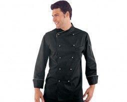 chaqueta-hombre-cocinero-negro-lima-2-isacco