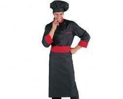 delantal-negro-rojo-cocinero-isacco-rondin