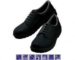 zapato-cocina-negro-con-cordones-isacco-112201