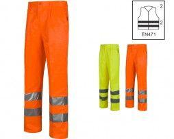 pantalon-alta-visibilidad-workteam-c3915