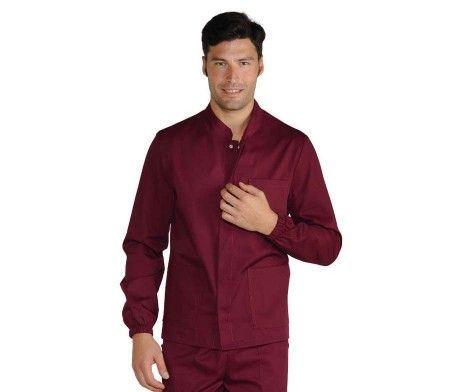 casaca sanitaria moderna Mao colores