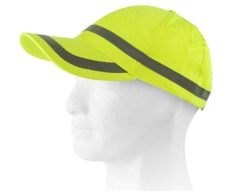 gorra alta visibilidad