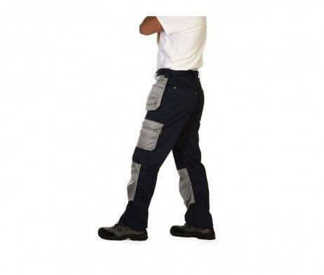 pantalón multibolsillos alta resistencia